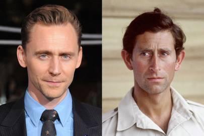 Prince Charles - Tom Hiddleston