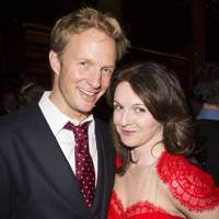 Dervla Kirwan and Rupert Penry-Jones
