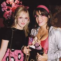 Lotty Bennett and Princess Eugenie of York