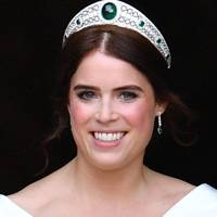 Princess Eugenie's Greville Emerald tiara