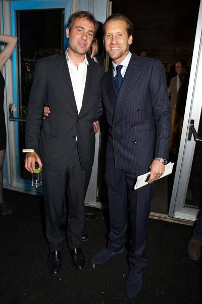 Ben Goldsmith and Jake Parkinson-Smith