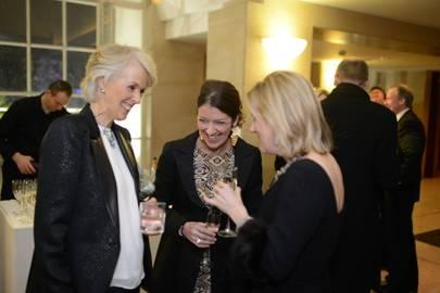 Joanna Trollope, Victoria Hislop and Jojo Moyes