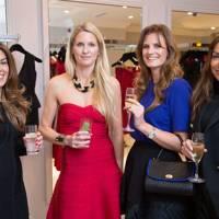 Sophie Stanbury, Jubie Wigan, Jane Blight and Kjersti Willett