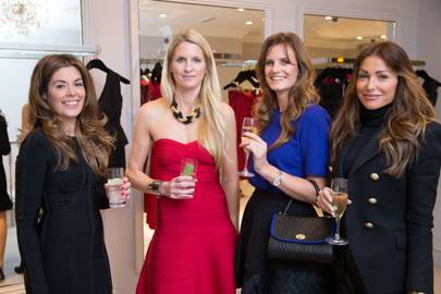 Sophie Stanbury, Jubie Wigan, Jane Blight and Kjersti Willett