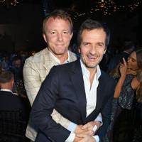 Guy Ritchie and David Heyman