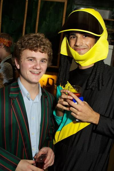 Archie Cornish and Alex Archer