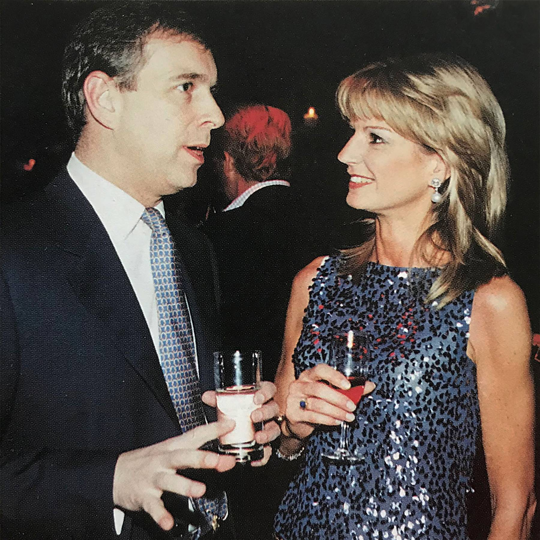 Prince Andrew: Party Prince About Town