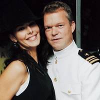 Andrea Kremrova and Soren Jessen