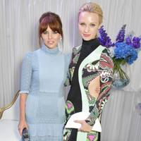 Ophelia Lovibond and Emily Berrington