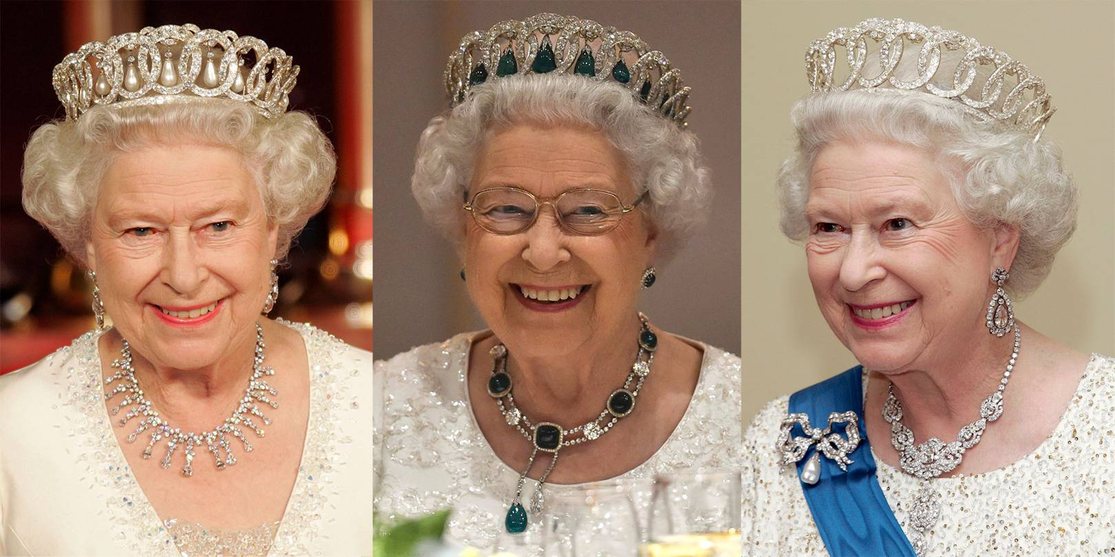 Most Glamorous Jewels And Tiaras Queen Elizabeth II