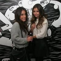 Eva Ramirez and Athina Andrelos