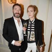 Mat Collishaw and Polly Morgan