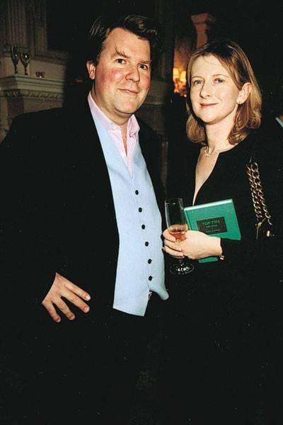 Ben Brown and Mrs George Osborne