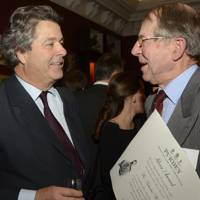 Count Konrad Goess and Nicholas Watts