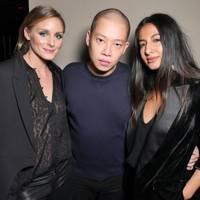 Olivia Palermo, Jason Wu and Nausheen Shah