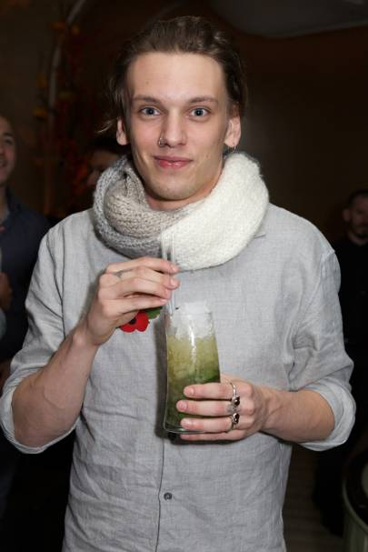Jamie Campbell-Bower