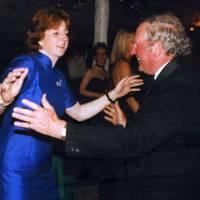 Pippa Edmonstone and Sir Archibald Edmonstone