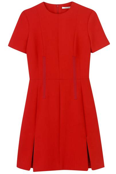 Cotton dress, £480, by Carven