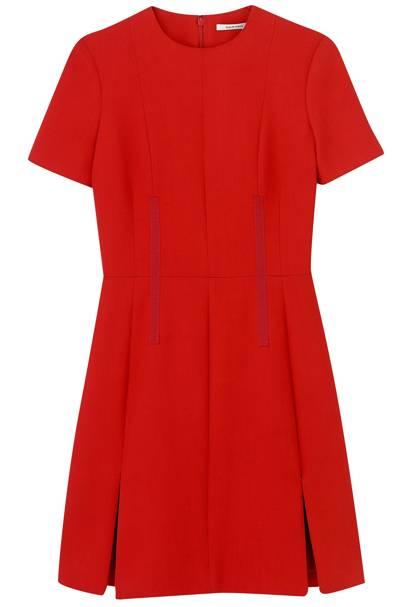 Cotton dress, £480, by Carven