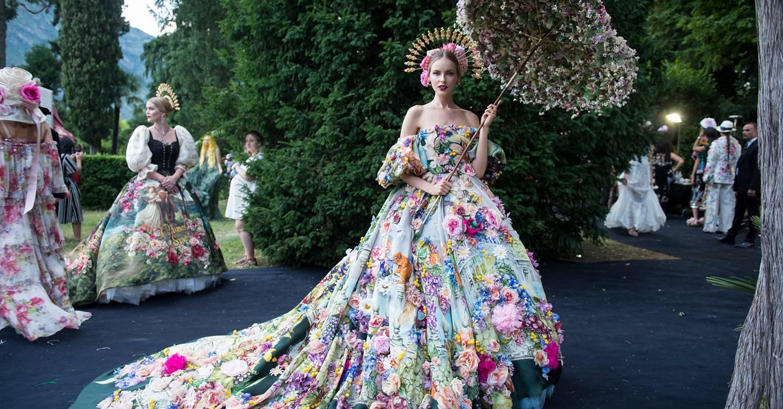 cheap for discount d0f69 fe388 Richard Dennen's take on the Dolce & Gabbana Alta Moda show ...