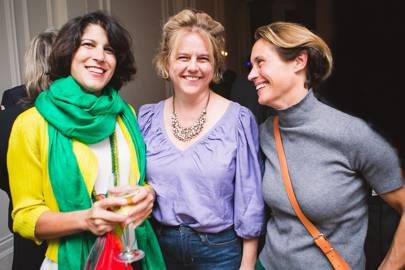 Mehreen Saigol, Rachel Kelly and Jules Rey-Roeber