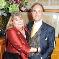 Lindy Woodhead and Colin Woodhead