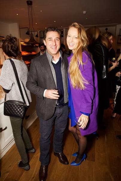 Luca Del Bono and Elizaveta Yurlasova