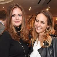 Lady Natasha Rufus Isaacs and Lavinia Brennan