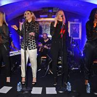 Natalie Appleton, Melanie Blatt, Nicole Appleton and Shaznay Lewis