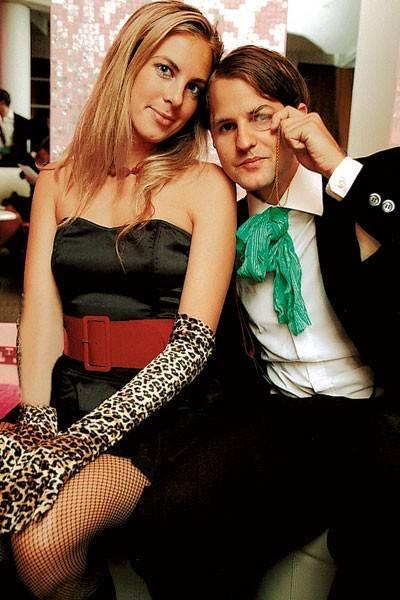 Stephanie Struhs and Oliver Roskill