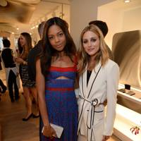 Naomie Harris and Olivia Palermo