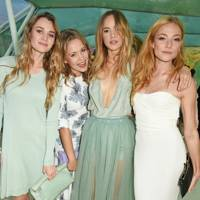 Immy Waterhouse, Poppy Jamie, Suki Waterhouse and Clara Paget