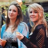 Tara Acland and Phoebe Paskin Orr