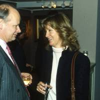 Jeremy Palmer-Tomkinson and Mrs Jeremy Palmer-Tomkinson