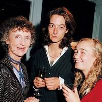 Lady Dufferin, Ivar Wigan and Molly Guinness