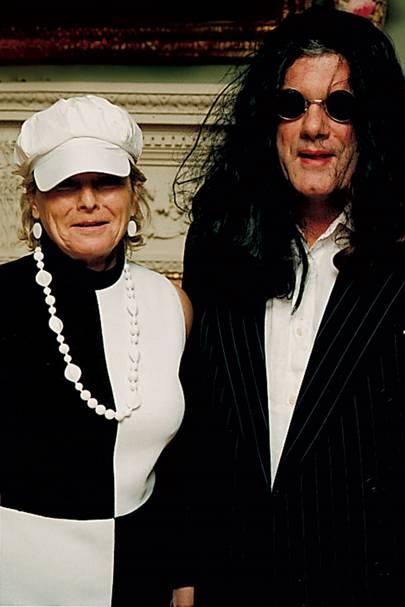 Mrs William Wynn-Williams and William Wynn-Williams