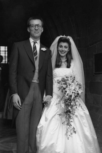 Guy Hurley and Lady Samantha Hurley
