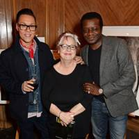 Gok Wan, Jo Brand and Stephan K Amos