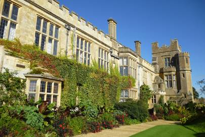 Could the theft at Sudeley Castle be linked to the Blenheim Palace loo thieves?