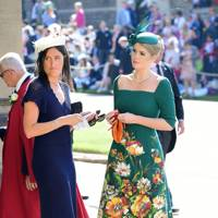 Violet von Westenholz and Lady Kitty Spencer