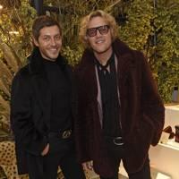 Ev Bousis and Peter Dundas