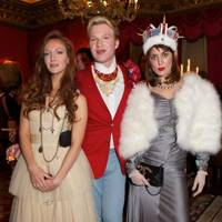 Olivia Grant, Henry Conway and Mary Fellowes