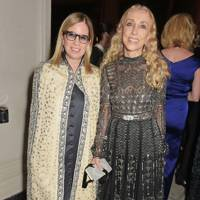 Ronnie Newhouse and Franca Sozzani