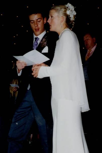 Edward Weir and Mrs Edward Weir