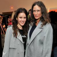 Lisa Eldridge and Lulu Kennedy