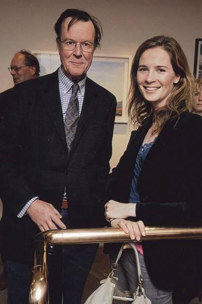 Julian Barrow and Georgina Barclay