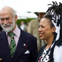 Prince Michael of Kent and Lady Naomi Burke