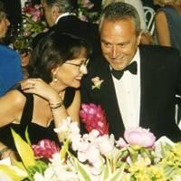 Audrey Balfour and Taki Theodoracopulos