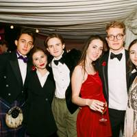 Konstantin von Wedel, Anastasia Tolstikova, Hugo Young, Alice Roberts, Thomas Bowerman-Wake and Maia Osborne-Grinter