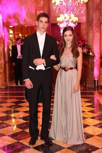 Leopold Coppieters Gibson and Celine Buckens